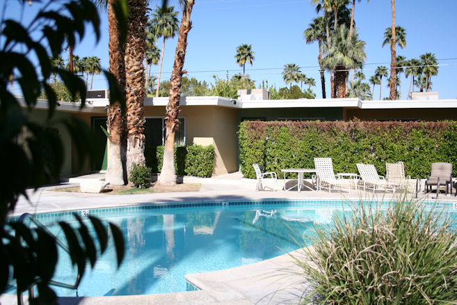 Betty 39 S Last Home In Palm Springs